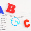 Perfect Score — Stock Photo