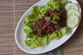 Beef rendang — Stock Photo