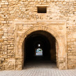 Stock Photo: SlifKahla, Ancient Gate of City of Mahdia, Tunisia