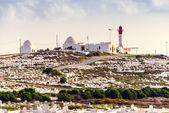 灯塔在突尼斯马赫迪耶 — 图库照片