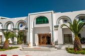 Entrance to a Tunisian Hotel — Stock Photo