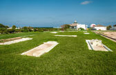 Minigolf Course — Stock Photo