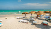Beach Life in Mahdia — Stock Photo