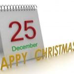 25th december — Stock Photo #34917093