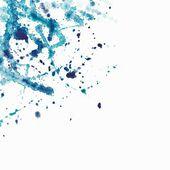 Watercolor splash background — Stock Vector