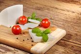 Cheese board — Stock Photo