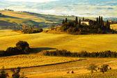 Countryside,  Tuscany, Italy — Stock Photo