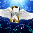 Stockfoto: Time Passing concept