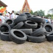 Used Tire — Stock Photo #41213903