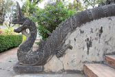 нага, статуя бога змея — Стоковое фото
