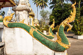 NAGA,Snake god statue — Stock Photo