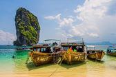 Rai Lay Beach Krabi Thailand, Mahya bay, Maya bay — Stock Photo