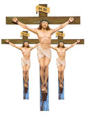 Jesus Christ on The Cross — Stock Photo