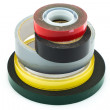 Masking tape, duct tape, double sided tape — Stock Photo #48045409