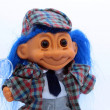 Stock Photo: Troll Toy