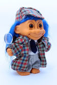 Troll Toy — Stockfoto