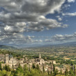 Assisi view — Stock Photo