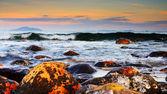 Sunset Coast — Stock Photo
