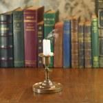 Extinguished candle — Stock Photo #35941551