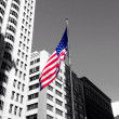Flag. United States — Stock fotografie #33945171