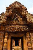 Temple entrance — Stock Photo
