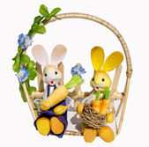 Easter decoration — Foto Stock