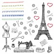 Fashion — Vector de stock #41425527