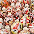 Traditional Painted Eggs — Stock Photo #34739617