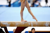 Balance Beam — Stock Photo