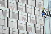 Window washer — Stock Photo