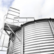 Storage Silo — Stock Photo