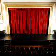 Empty Theater Stage — Stock Photo