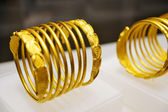 Dacian gold bracelets — Photo