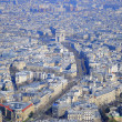Paris. Landscape — Stock Photo