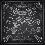 Super Christmas set — Stock Vector #36115857