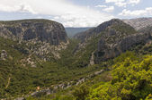 Sardinian Canyon  — Stock Photo