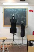 School van de mode — Stockfoto