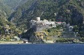 Grekland, mount athos — Stockfoto