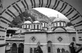 Bulgaria, il monastero di rila — Foto Stock