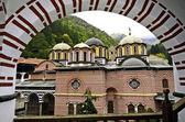 Bulgarien, rilaklostret — Stockfoto