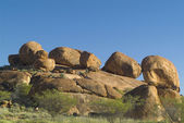Australia, Devil's Marbles — Stock Photo