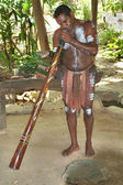 Australia, Aborigine — Stock Photo