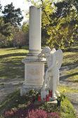 Biedermeier Cemetery — Stock Photo