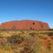 Stock Photo: Australia, NT, Ayers Rock