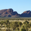 Stock Photo: Australia, Olgas