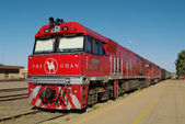 Australien, NT, The Ghan — Stock Photo