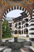 Bulgarie, le monastère de rila — Photo
