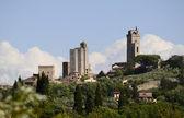 Itália, san gimignano — Foto Stock