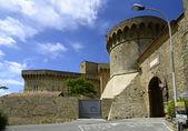 Italy, Volterra — Zdjęcie stockowe