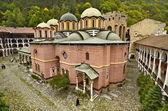 Bulgaria, Rila monastery — Stock Photo